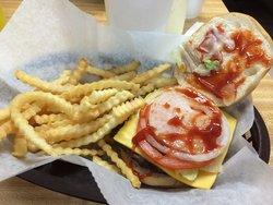 Iowa's Best Burger Cafe