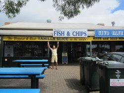 Flinders fish and chips