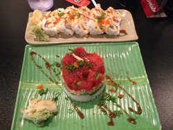Lemongrass Sushi & Wok