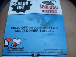 Liberty Seafood Buffet