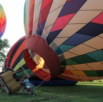 Blue Ridge Hot Air Balloon