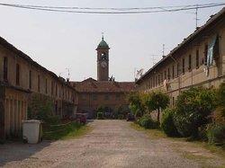 La via Corte Grande - Borgo di Castellazzo di Bollate