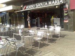 Horno Santa Maria Madrid