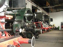 Bayerisches Eisenbahnmuseum