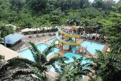 Waig Spring Resort Pool