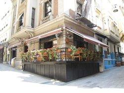 Kafe Pi Asmalimescit Bomonti Brasserie