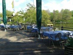 Seerestaurant Cafe Im Luisenpark