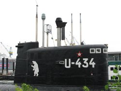 ‪U-Boot Museum Hamburg‬