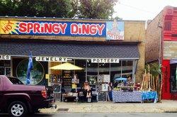 Hot Springy Dingy