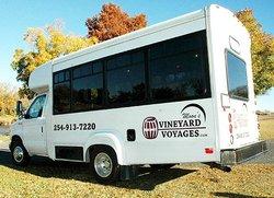 Moon's Vineyard Voyages -  Wine Tours