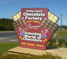 ‪Phillip Island Chocolate Factory‬