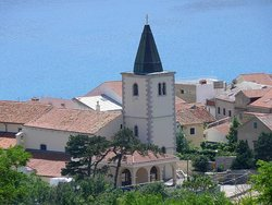 Church of St.Trinity - Baska