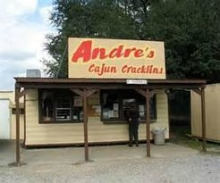 Andre's Cajun Cracklins