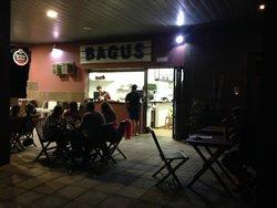 BAGUS BEACH BAR