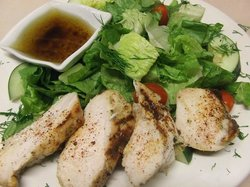 BBQ Smoked Chicken Salad
