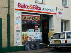 Bake & Bite at Costcutter