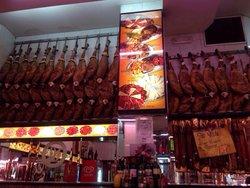 Las Delicias del Jamon