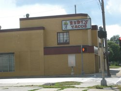 Rudy's Tacos - Cedar Street
