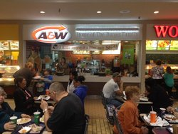 A & W Restaurant Timmins Sq