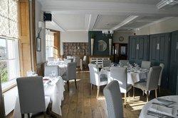 Restaurant at The Castle of Brecon Hotel