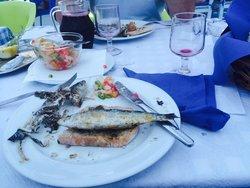 Restaurante Associação da Ilha do Farol de Santa Maria