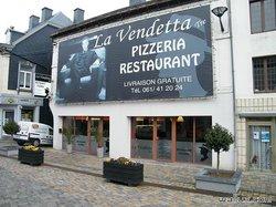 Pizzeria La Vendetta Tre