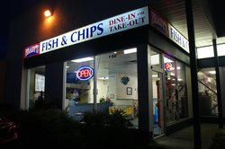 Brady's fish and Chips