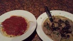 Giovanni's Spaghetti Bowl
