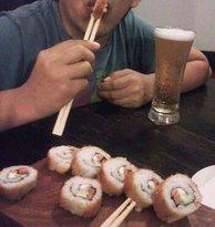 restaurant fusion y sushi bar