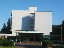 Spa Dudince - Spa Hotel Smaragd