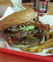 Jaws Jumbo Burgers