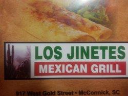 los jinetes mexican grill