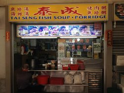 Tai Seng Fish Soup