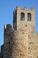 la torre ristrutturata