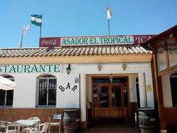 Restaurante asador el tropical