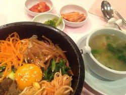 Koreanisches Restaurant Shilla