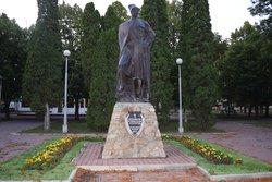 Памятник казакам - основателям Ессентуков