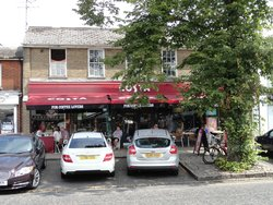 Costa Coffee Stevenage Old Town