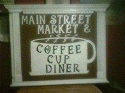 coffee cup diner