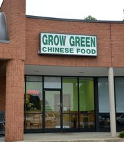 Grow Green Chinese Food