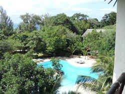 Main pool at Kinondo Kwetu
