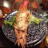 Heiroku Sushi Tokyo Shinjuku Okubo