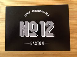 No. 12 Easton