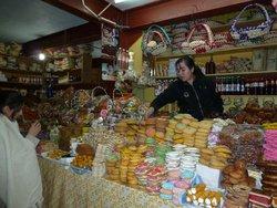Mercado de Dulces y Artesania