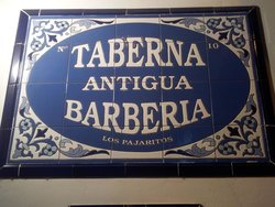 Taberna Antigua Barberia Los Pajaritos