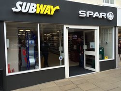 Subway and Spar