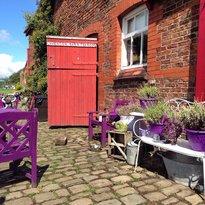 Lavender Barn Tea Room