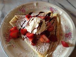 Le Cafe Crepe