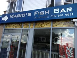 ‪Marios Fish Bar‬
