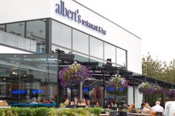 Albert's Restaurant & Bar, Worsley